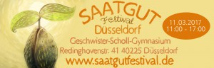 Saatgutfestival Banner 2017