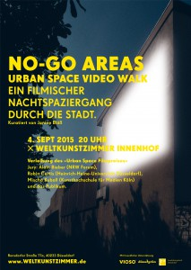 Urban Space Video Walk 2015